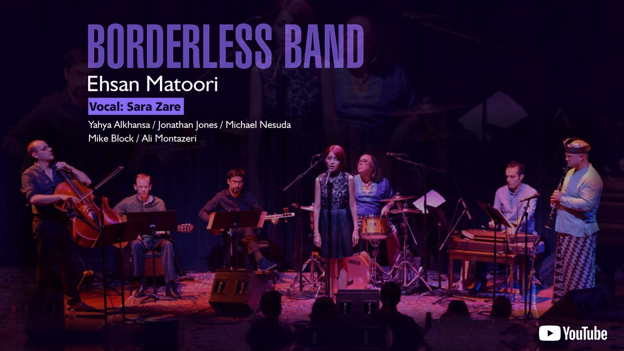 Borderless band Live concert in San Francisco